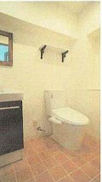 区分マンション-横浜市西区中央2丁目 トイレ