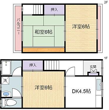 建物全部その他-大阪市住吉区庭井2丁目 外観