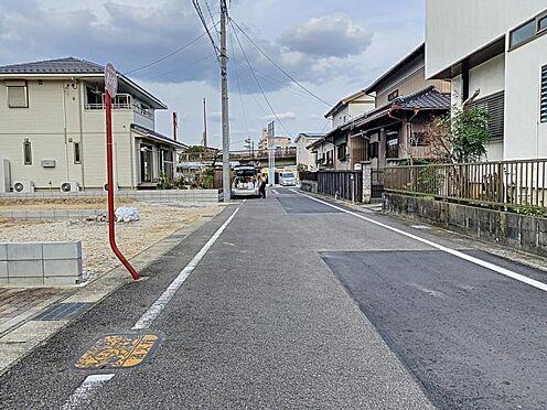 戸建賃貸-豊田市荒井町松島 南側前面道路!