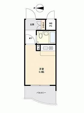 マンション(建物一部)-京都市伏見区深草飯食町 間取り