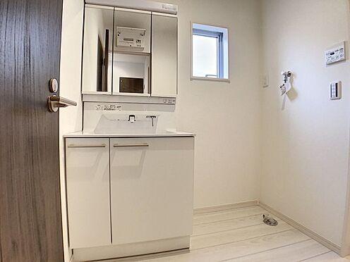 戸建賃貸-名古屋市南区鶴見通5丁目 洗面台(こちらは施工事例となります)