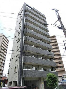 区分マンション-所沢市西所沢1丁目 『外観』 シンプルモダンな外観が特徴です。