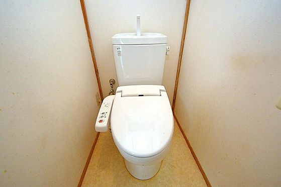 建物全部その他-枚方市津田元町2丁目 トイレ