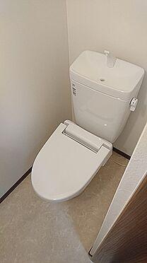 アパート-八王子市堀之内3丁目 トイレ