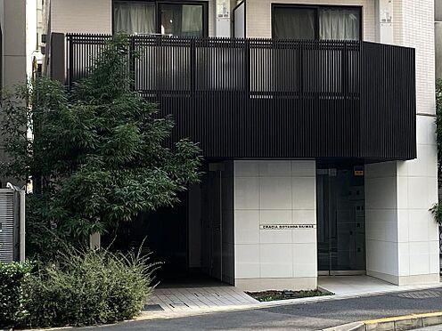 マンション(建物全部)-品川区東五反田5丁目 一階の入口