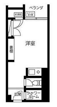 マンション(建物一部)-文京区千駄木3丁目 間取り