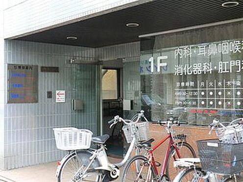 建物全部その他-渋谷区代々木4丁目 周辺環境:森医院