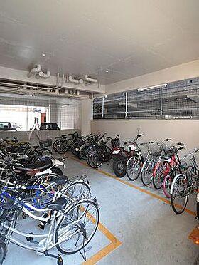 マンション(建物一部)-大阪市浪速区戎本町1丁目 屋内に駐輪場あり