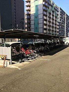 マンション(建物一部)-大阪市淀川区西宮原2丁目 屋根付きの駐輪スペース