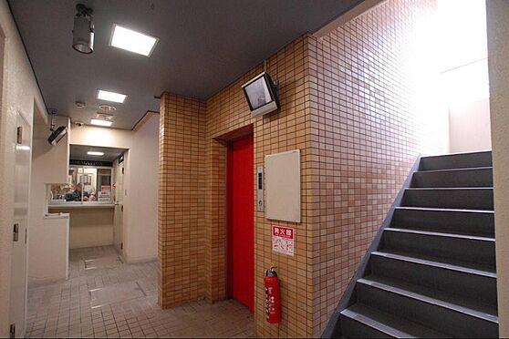 マンション(建物一部)-大阪市浪速区下寺2丁目 防犯性にも配慮しています