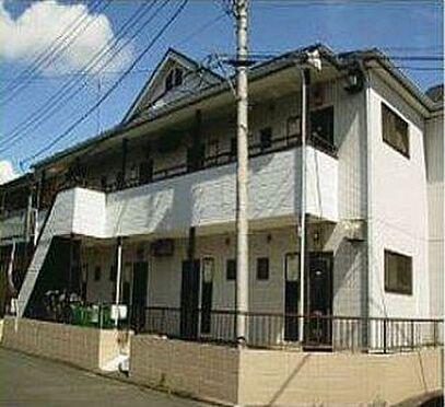 アパート-町田市鶴川3丁目 外観
