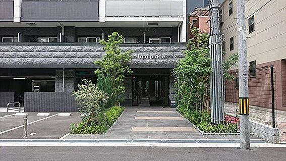 マンション(建物一部)-大阪市福島区鷺洲3丁目 エントランス