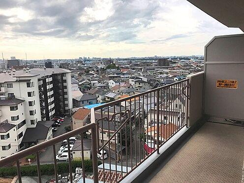 中古マンション-豊中市南桜塚1丁目 バルコニー