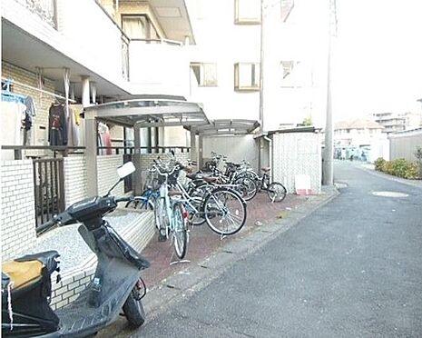 マンション(建物全部)-川崎市多摩区宿河原2丁目 駐輪場