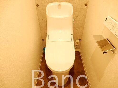中古マンション-港区白金4丁目 トイレ