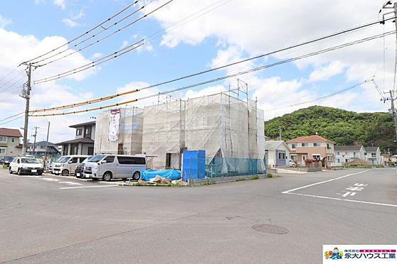 新築一戸建て-石巻市松並2丁目 外観