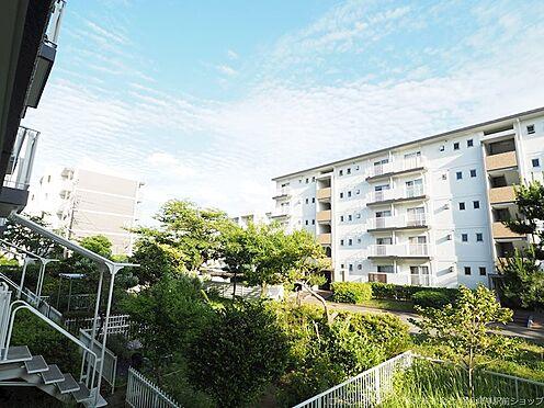 区分マンション-千葉市美浜区高浜3丁目 日当りのより南バルコニーからの眺望です!