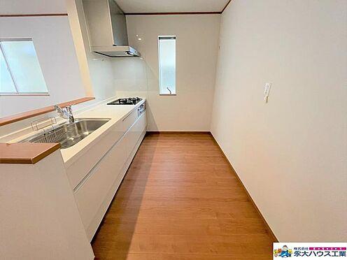戸建賃貸-仙台市若林区上飯田4丁目 キッチン