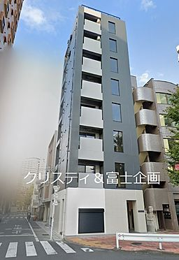 マンション(建物全部)-大田区蒲田 外観