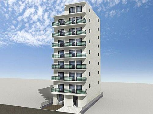 マンション(建物全部)-江東区北砂7丁目 外観