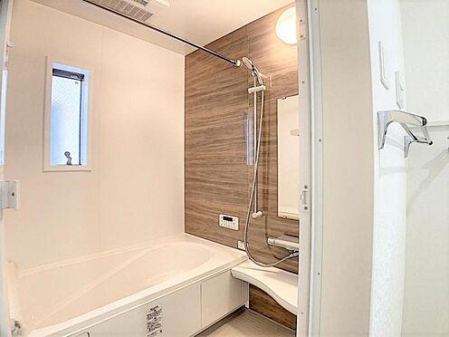 新築一戸建て-名古屋市天白区保呂町 1日の疲れを癒す浴室。ゆったり浸かれます♪