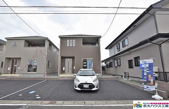 新築一戸建て-石巻市向陽町3丁目 外観