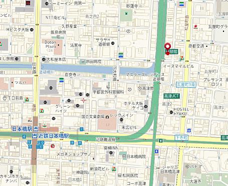 マンション(建物一部)-大阪市中央区瓦屋町3丁目 その他