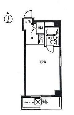マンション(建物一部)-横浜市南区高砂町1丁目 間取り
