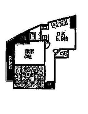 アパート-大阪市東成区大今里西3丁目 間取り