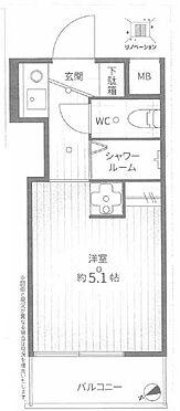 マンション(建物一部)-武蔵野市御殿山1丁目 間取り