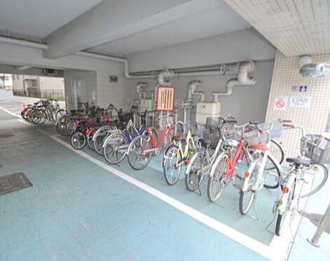 マンション(建物一部)-大阪市淀川区西宮原3丁目 屋根のある駐輪場あり