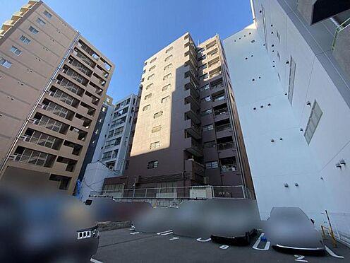 区分マンション-大阪市中央区南新町2丁目 外観 裏側