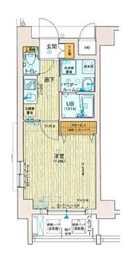 マンション(建物一部)-大阪市阿倍野区天王寺町南3丁目 シンプルな単身者向け物件