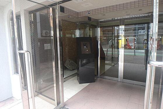 区分マンション-福岡市中央区春吉2丁目 エントランス
