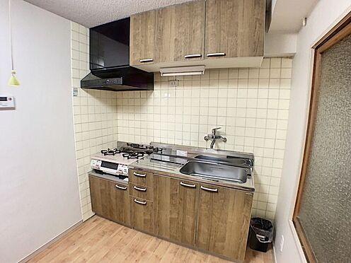 中古マンション-名古屋市昭和区山花町 キッチンもリフォーム済みです!コンパクトで使いやすいです!