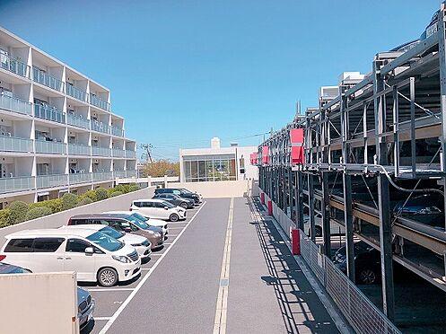 マンション(建物一部)-横浜市西区東久保町 駐車場