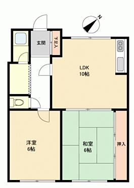中古マンション-札幌市中央区南二十四条西15丁目 間取り