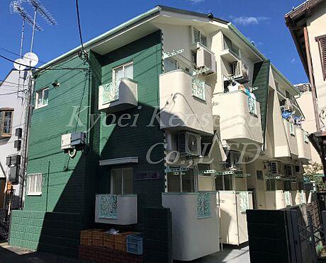 アパート-狛江市東和泉1丁目 外観