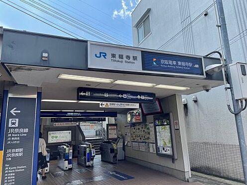 一棟マンション-京都市東山区本町16丁目 【駅】JR 東福寺駅まで284m