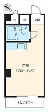 マンション(建物一部)-中央区日本橋浜町2丁目 間取り