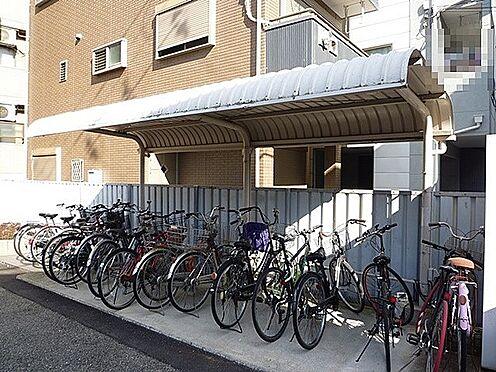 マンション(建物一部)-大阪市西淀川区姫里1丁目 駐輪場もあるので移動が楽々。