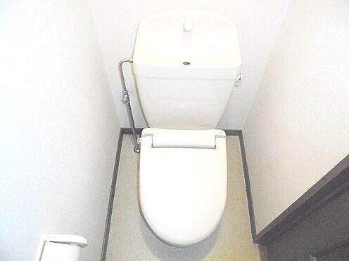 アパート-彦根市新町 独立したトイレ♪
