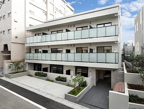 マンション(建物全部)-目黒区柿の木坂2丁目 外観