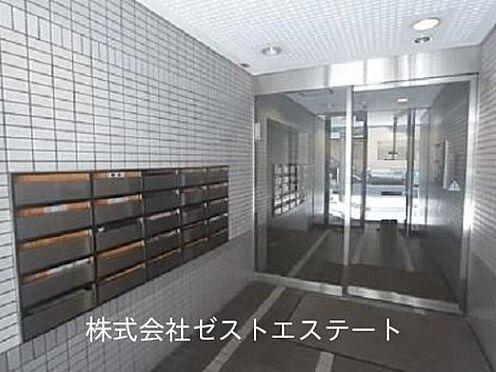 マンション(建物一部)-神戸市灘区深田町3丁目 防犯性を高めるオートロック完備