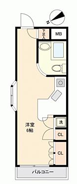 中古マンション-練馬区大泉町5丁目 間取り