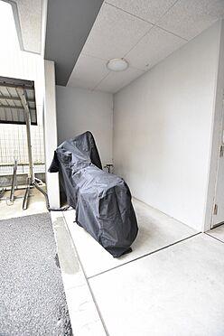 中古マンション-江東区平野3丁目 バイク置き場