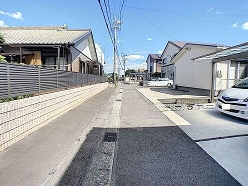 中古一戸建て-碧南市田尻町2丁目 大通りから一本入った住宅街、落ち着いた佇まいです。