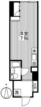 マンション(建物一部)-前橋市元総社町 間取り