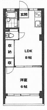 中古マンション-練馬区豊玉北5丁目 間取り