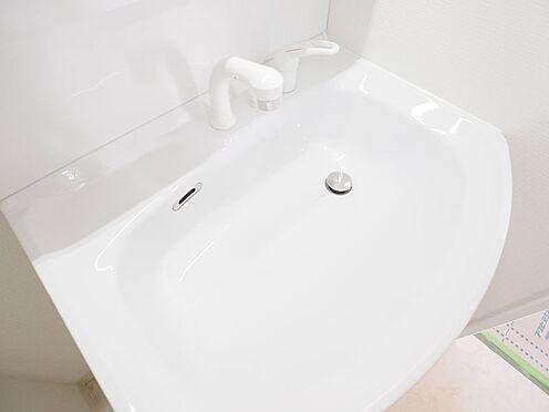 区分マンション-浦安市富岡3丁目 朝のスタイリングが楽になるシャワー付き洗面台